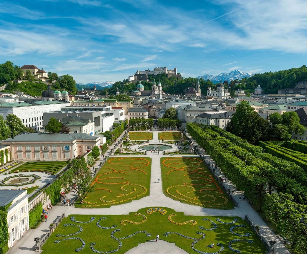 SALZBURG – Stage of The World